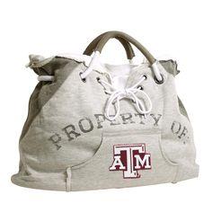 "Texas A&m Aggies Ncaa ""property Of"" Hoodie Tote"
