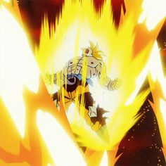 Son Goku Supersaiyan tras la batalla épica contra l terrorífico y cruel Freezer.