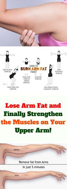 If you want to wear your sleeveless dress or top without feeling ashamed about your flab arms you can finally do that with the help of these exercises.