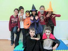 Halloween 2013: en todas las clases tuvimos disfraces, sustos y dulces