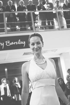 #bettybarclay #fashion #runway #crowd #photography www.artechs.eu