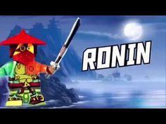 Ninjago! Meet: Ronin 2015 (Fan-Made) - YouTube