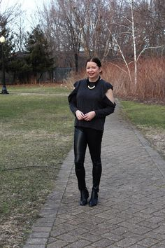 Yaudy's Style: Black and Grey