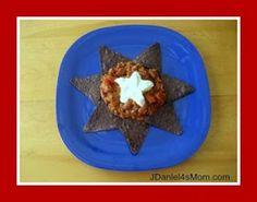Patriotic Chili