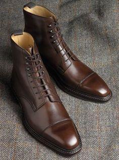 zapatos · Crockett   Jones Northcote. 348 Last might be too long and narrow  though. Estilos 916e6345788
