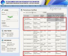 In the database of the Indonesian Postel the name of the upcoming 2014er Sony's flagship smartphone is now probably the first time been leaked. It is the Sony D6503 or Sony D650X