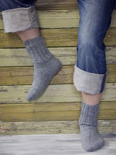 Perusvillasukat Novita 7 Veljestä | Novita knits