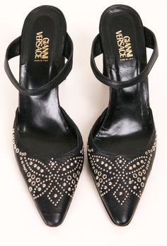 Versace ... http://shop-hers.com/products/9879-manic-gianni-versace-heels?medium=HardPin&source=Pinterest&campaign=type101&ref=hardpin_type101
