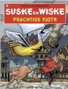 Suske en Wiske. » 253 – Prachtige Pjotr