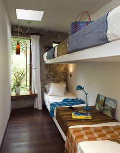 .This is unbelievably the best use of space.......en tan poco espacio!!!! INCREDIBLE