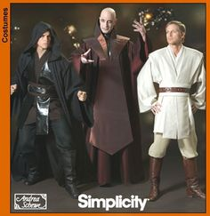 Question for anyone who has sewn a Jedi Robe - Jedi Costume - Ideas of Jedi Costume - Question for anyone who has sewn a Jedi Robe Jedi Cloak, Jedi Tunic, Jedi Robe, Jedi Armor, Jedi Sith, Sith Lord, Cosplay Star Wars, Jedi Cosplay, Jedi Costume