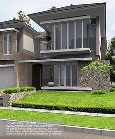 Rumah Sudut Puri Botanical Residence