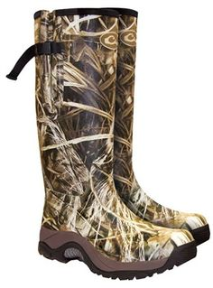 Shop a huge selection of items & hunting gear. Fast shipping & great prices for everything waterfowl and more. Hunting Clothes, Hunting Gear, Duck Hunting, Hunting Outfits, Muck Boots, Tall Boots, Knee Boots, Waterproof Hunting Boots, Redneck Woman