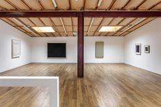 Dansaekhwa and Minimalism Installation view, 2016 Blum & Poe, Los Angeles
