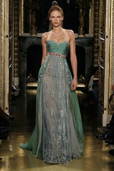 Bridesmaids? different colors? 1001 fashion trends: Zuhair Murad Haute Couture Dresses Spring-Summer 2007