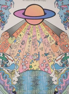 Buy online, view images and see past prices for Peter Max Art Book of Posters Release Poster. Invaluable is the world's largest marketplace for art, antiques, and collectibles. Psychedelic Art, Psychedelic Typography, Psychedelic Pattern, Art Pop, Photo Wall Collage, Collage Art, Art Conceptual, Peter Max Art, 60s Art