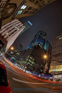 NYC. Engulfed in buildings //  by Jason Pierce via Flickr