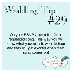 Noteable Expressions: Wedding Tip Tuesday #29