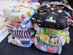 Cloth Diapers!