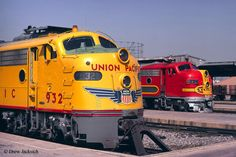 The Railroad Tycoons