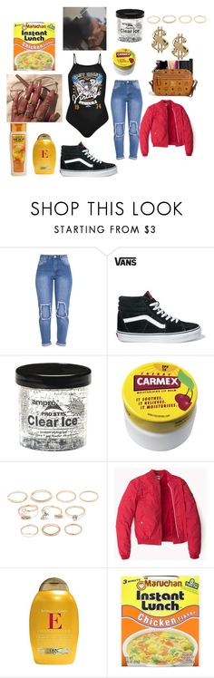 """""""Naturally Vintage"""" by prvncess-nadi ❤ liked on Polyvore featuring Vans, Carmex, Forever 21, Organix and vintage"""