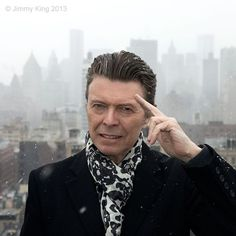 Thank you for the worldwide hit from David Bowie(66 years old)