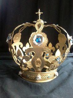 Corona imperial para virgen Maria