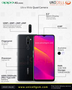 Smartphone Price, Back Camera, Best Phone, 4gb Ram, Cameras, Pakistan, Technology, Display, Selfie