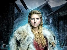 VIKINGS the Series, Lagertha
