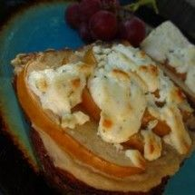 Sandwiches: Sunshine Hummus Melts