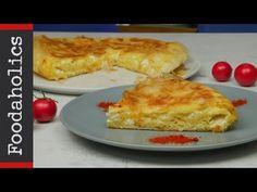Γρήγορη τυρόπιτα στο τηγάνι | foodaholics - YouTube Easy Cooking, French Toast, Dairy, Food And Drink, Cheese, Breakfast, Recipes, Youtube, Greece