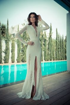 Wedding Dresses | Liz Martinez Evening and Bridal Wear - Aisle Perfect