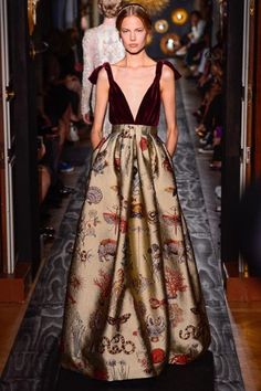 Haute Couture Fall Winter 2013-14 – Paris Valentino | tbFAKE
