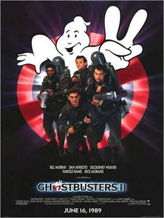 Ghostbusters 2 (1989) 5,5/10