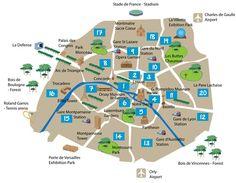 Distritos de Paris