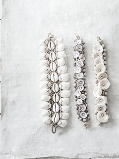 Shell jewelry in hippie boho bohemian gypsy style. For more follow www.pinterest.com/ninayay and stay positively #pinspired #pinspire @ninayay