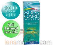 SOLO Care AQUA ® 360 ml  (Lens Solüsyonları)  SOLO Care AQUA ® silikon hidrojel lensler de dahil olmak üzere tüm yumuşak kontakt lenslerin...  Fiyat : 19,90 TL (KDV Dahil)