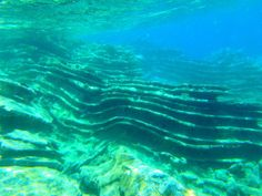 Snorkeling and hiking on the Greek Islands