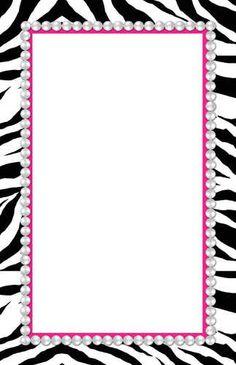 spa blank invitation template | fashion | pinterest | invitation, Birthday invitations