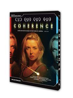 DVD-Artwork für Coherence. Ab dem 27.3. auf DVD & Blu-ray.