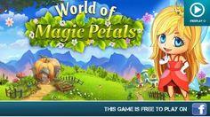World of Magic Petals - Play On Facebook - Gameplay Trailer