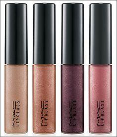 #MAC Makeup Art Cosmetics Lipglass