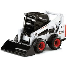 Bobcat S750 Skid Steer Loader Scale Models Available for purchase Now!