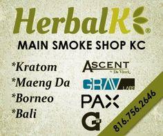 Herbal K, buy kratom, maenga Da, Borneo, Bali.  Call at Main Smoke Shop KC +1 816-756-2646