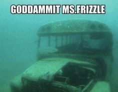 MAGIC SCHOOL BUS!!!! hahaha We are going to ride school bus still to school everyday from now on right?  @Gracia Gomez-Cortazar Navarrete