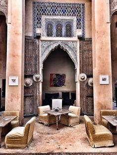 Die 19 besten Bilder von Einrichtung Marokko | Petite piscine, Beach ...