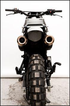 MONKEE #39 - Honda Dominator