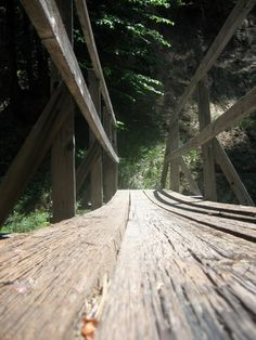 How To Build A Simple Wooden Bridge