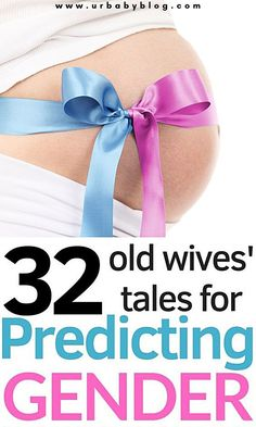 We're talking, of course, about your baby's gender. Test out these old wives' tales about pregnancy and gender prediction. #babygender #genderprediction #boyorgirl #predictinggender #pregnant Old Wives Tale, Wives Tales, Baby Gender Test, Gender Prediction Test, Old Wife, Baby Blog, Baby Boy Or Girl, Baby Hacks, New Parents