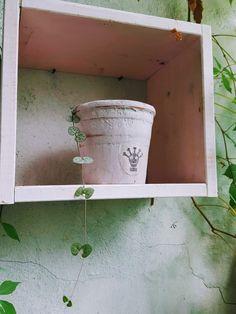 impression aus dem atelier Bunt, Planter Pots, Atelier, Rustic